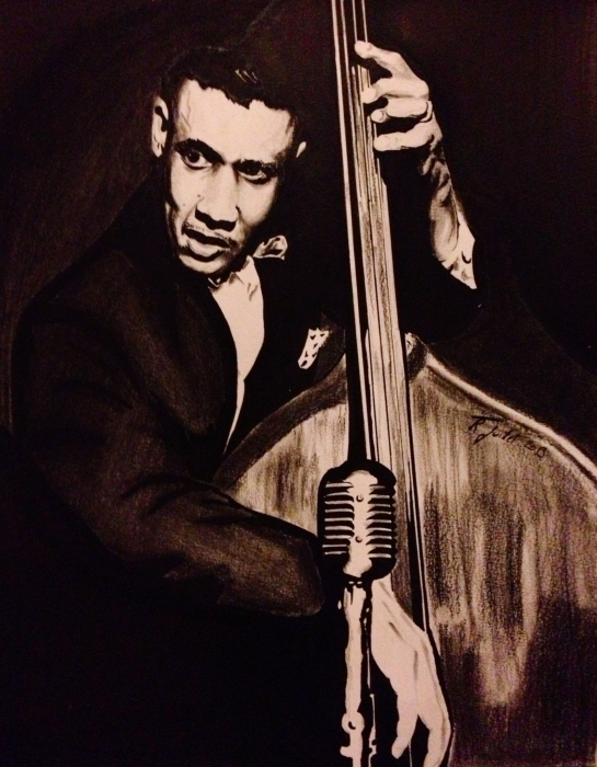 Charles Mingus by ritchi1378